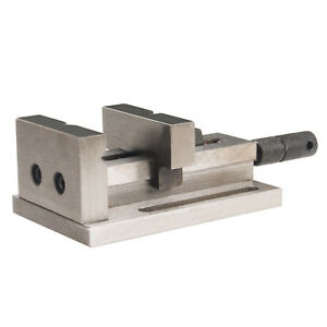 Erie Tools 50 Mm Quick Vise For Mini Milling Machine Includes T bolts Washers