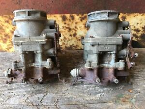Stromberg 94 Two Barrel Carb 1930 S Ford Lincoln Flathead Ford V 8 1930s Hot Rod