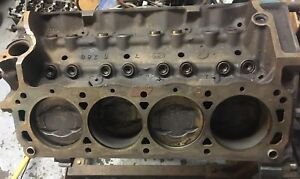 Ford 289 Engine Block