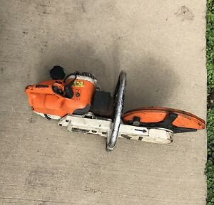 Stihl Concrete Saw Ts350 For Parts Only