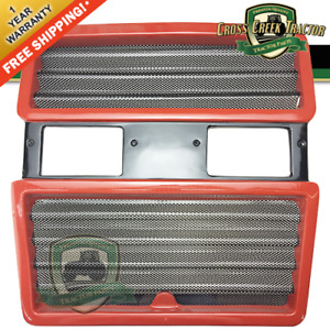 1970623c2 New Grille With Screens For Case ih 385 485 585 685 885
