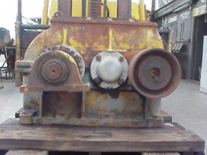 Speed Reducer Gear Box Large