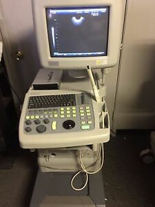 Medison Sono Ace 8000se 3d 4d Ultrasound With 2d Endo Vaginal Probe