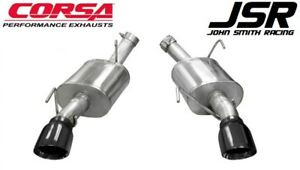 05 10 Mustang Gt 4 6 Gt500 Corsa 2 5 Xtreme Axle back Exhaust black Tips