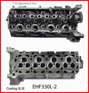 Enginetech Ehf330l 2 Cyl Head Bare Lh Ford 4 6l 5 4l 3v