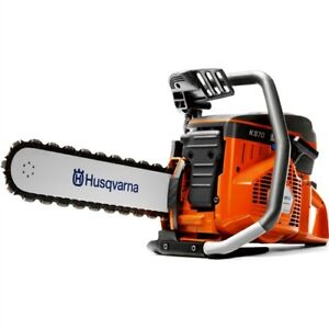 New Husqvarna 967290801 14 Concrete Cutting Chainsaw