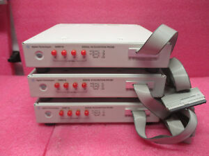 Lot Of 3 Hp Agilent Keysight N4851a Mipi D phy Acquisition Probes W Opt 010