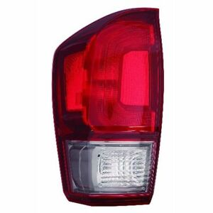 Fits 8156004180 For 2015 2016 Toyota Tacoma Trd Sport Tail Light Left Driver