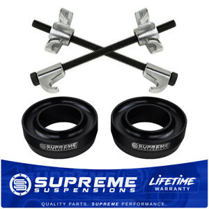 88 98 Chevy Gmc C1500 C2500 C3500 3 Front Lift Spacers Kit 4x2 W Spring Tool