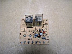 Carrier Bryant Ceso110018 00 Furnace Fan Control Circuit Board
