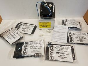 New Sid Harvey T961 Electronic Ignition Transformer 17 5kv 6 Mounting Plates