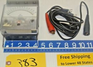 Westinghouse Electrical Meter 600v Ac 9202 In Case Type pa141 Free Ship