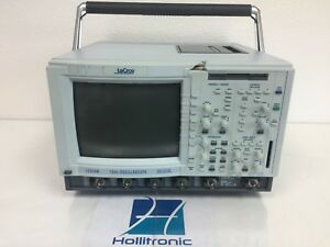 Lecroy Lc534m 4 Channel 1ghz 2gsa s Color Digital Storage Oscilloscope