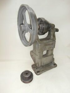 Countershaft And Motor Pulley For 9 And Light 10 10k South Bend Lathe
