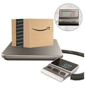 Postal Scale Heavy Duty Digital For Shipping Postal W Durable Stainless Steel