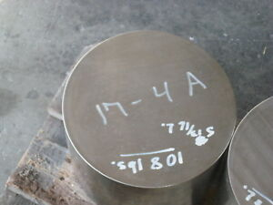 17 4 Stainless Steel Round Stock Anneald 9 Diameter X 5 13 16 Long