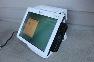 Up Solution Up 7000 Point Of Sale System With Touch Screen And Thermal Printer