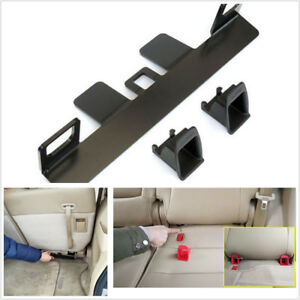 Universal Locking Isofix Belt Guide Bracket For Child Safety Seat Compact Suv