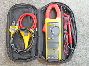 Fluke 381 Remote Display True Rms Clamp Meter With Iflex Probe new Other