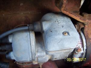 International Farmall Cub Tractor Magneto