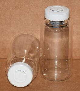 20 Ml Clear Sterile Vial With White Center Tear Seal Qty 25
