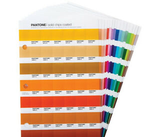 Pantone Plus Series Color 112 New Colors Solid Chips Coated And Uncoated