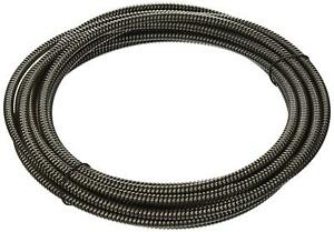 General Wire Spring 6 25he1a Flexi Core Drain Cleaner Cable