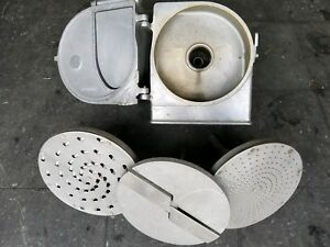 Pelican Head Dm3264a Disc Holder With 3 Cheese Slicers 12 Hub For Hobart Mixer