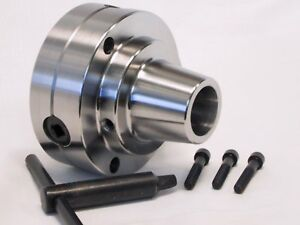 5c Collet Chuck With Plain Back Mounting Lathe Use Chuck Dia D1 4 Cam Lock Mount