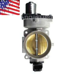 Throttle Body Assembly For Crown Vic Econoline Van F 150 Pickup Mustang Lincoln