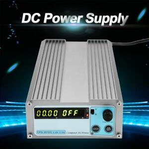 New Cps 3010 Digital Adjustable Dc Switching Power Supply Ac 110 220v To 30v 10a