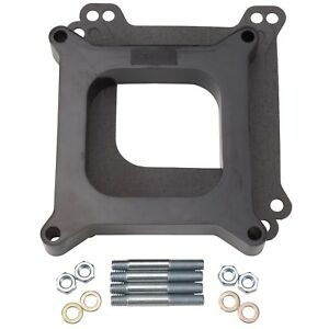 Edelbrock 8710 4 barrel Carburetor Spacers