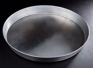 12 Pack 12 X 2 Round Tapered Aluminum Cake Pie Pan Deep Dish Pizza Commercial