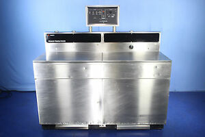 Steris Amsco Large Medical Ultrasonic Cleaner Parts Washer With Warranty