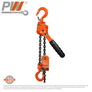 Prowinch Mini Lever Chain Hoist 1 2 Ton