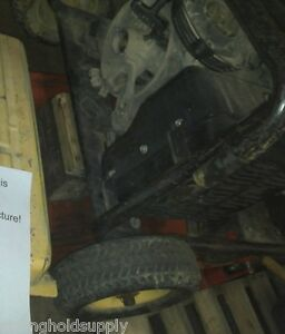 Used Stay Assy 285803 89 For A Dewalt Generator Sold As A Part