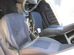 Passenger Front Seat Dark Gray Cloth 1997 Geo Tracker 333039