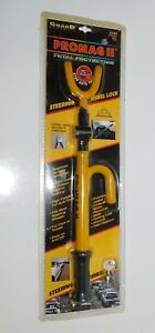 Promag Ii Auto Car Steering Wheel Anti Theft Lock Security System