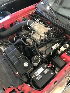 2003 Ford Mustang Mach 1 Motor Engine 4 6l Dohc 61k Miles