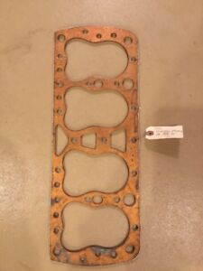 V1420 Ford 85hp Flathead V8 Marine Engine Head Gasket 1932 38 G3 Copper
