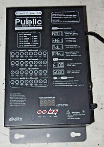Alkalite Elation Pixel Drive Led Lighting System 30 Op 30 b Interface Discontin