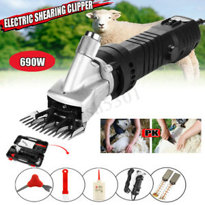50 Off 690w Sheep Shears Goat Clippers Animal Shave Grooming Farm Supplies