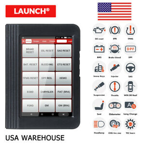 Launch X431 V Diagnostic Tool Full System Obd2 Scanner Android Wifi Tablet Scan