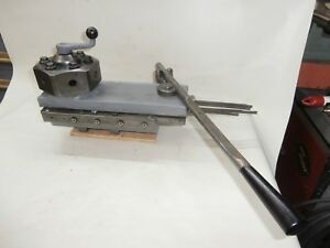 Turret Tailstock For 9 South Bend Lathe Tail Stock