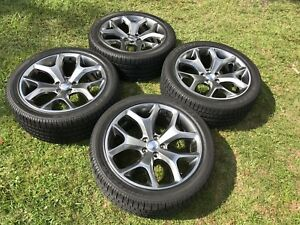2005 2018 20 Dodge Charger Challenger Rwd Wheels Tires Factory Oem Magnum