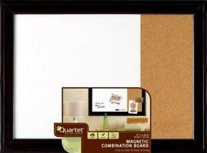 Quartet Magnetic Dry Erase Board Cork Board 17 X 23 Whiteboard