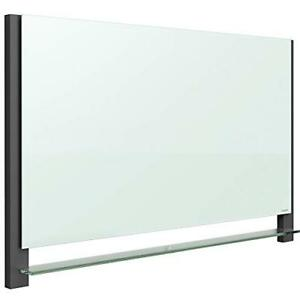 Quartet Glass Dry Erase Board Whiteboard white Board Magnetic 39 X 22 With