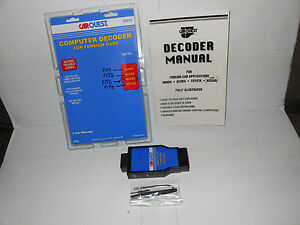 Code Reader Foreign Import Older Cars Obd 1 30435 Fits Nissan Honda Toyota
