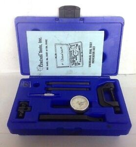 Central Tools Inc No 6400 Universal Dial Test Indicator Set