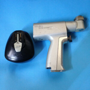 Used Stryker System 5 4208 4115 Sagittal Saw Handpiece With Battery